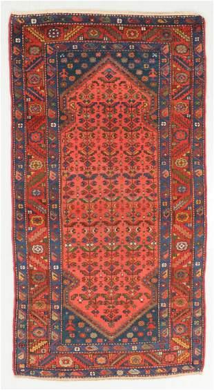 Antique Malayer Rug, Persia: 3'9'' x 7'3''
