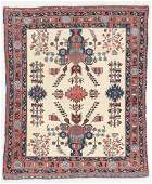 Antique Afshar Rug Persia 46 x 57