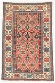 Antique Kuba Rug, Caucasus: 3'4'' x 5'2''