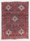 Antique Afshar Rug Persia 410 x 64