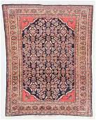 Antique Lilihan Rug, Persia: 5'1'' x 6'2''