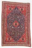 Antique Gashgai Kashkuli Rug, Persia: 5'1'' x 7'10''