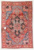 Antique Serapi Rug, Persia: 11'10'' x 18'8''
