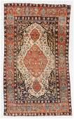 Antique Ferahan Sarouk Rug, Persia: 4'1'' x 6'10''