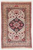 Fine Antique Kerman Rug, Persia, Signed
