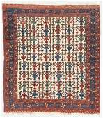 Antique Afshar Rug Persia 44 x 411