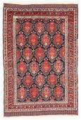 Antique Afshar Rug Persia 35 x 51