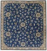 Antique Indo Chinese Rug, India: 19'0'' x 21'0''