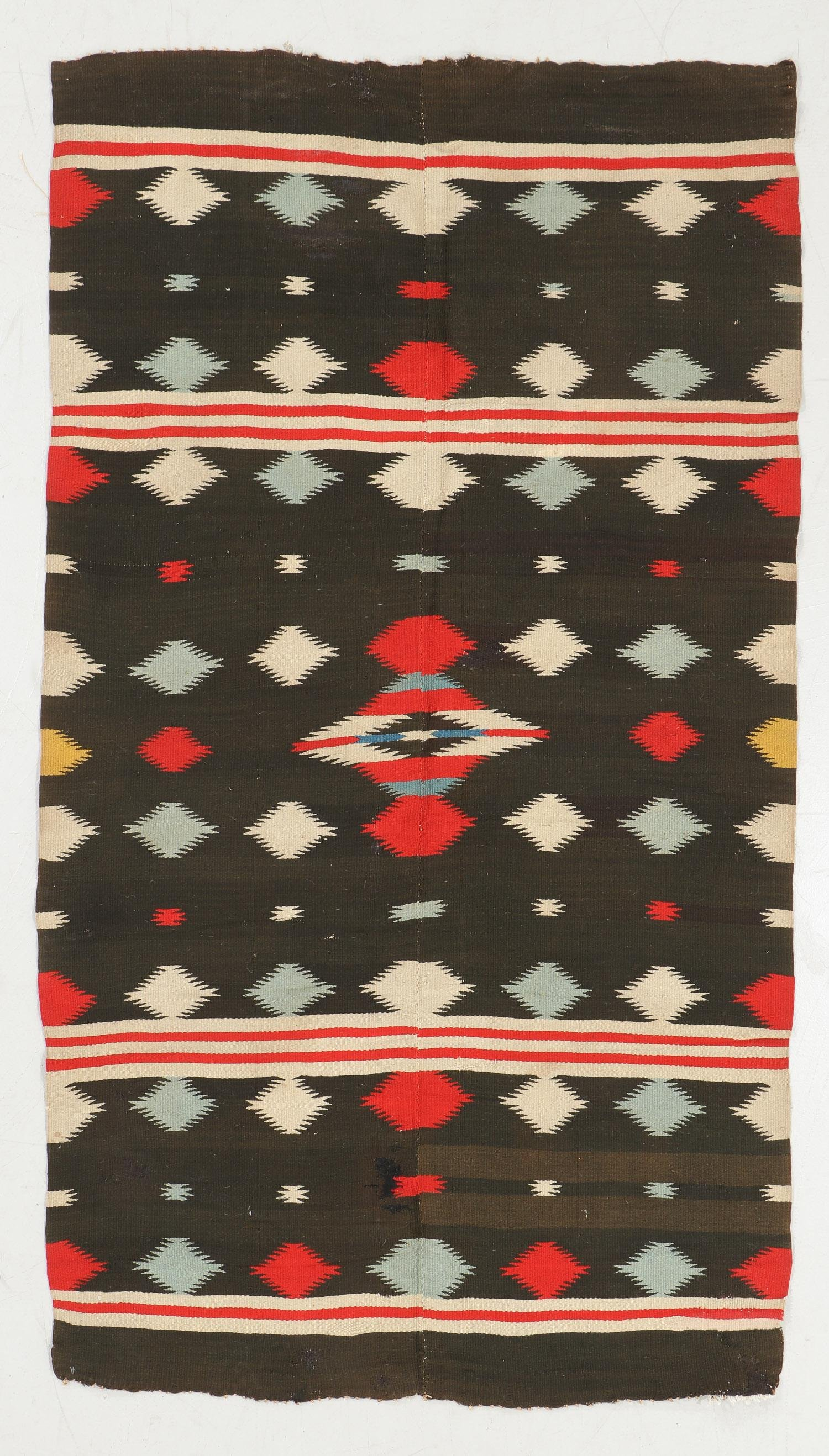 Mexican Saltillo, Early 20th C.