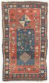 Antique Kazak Rug, Caucasus: 3'11'' x 6'10''