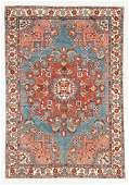 Antique Malayer Rug, Persia: 4'6'' x 6'4''