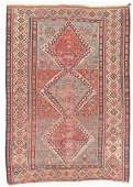 Antique Gashgai Rug, Persia: 4'1'' x 6'0''
