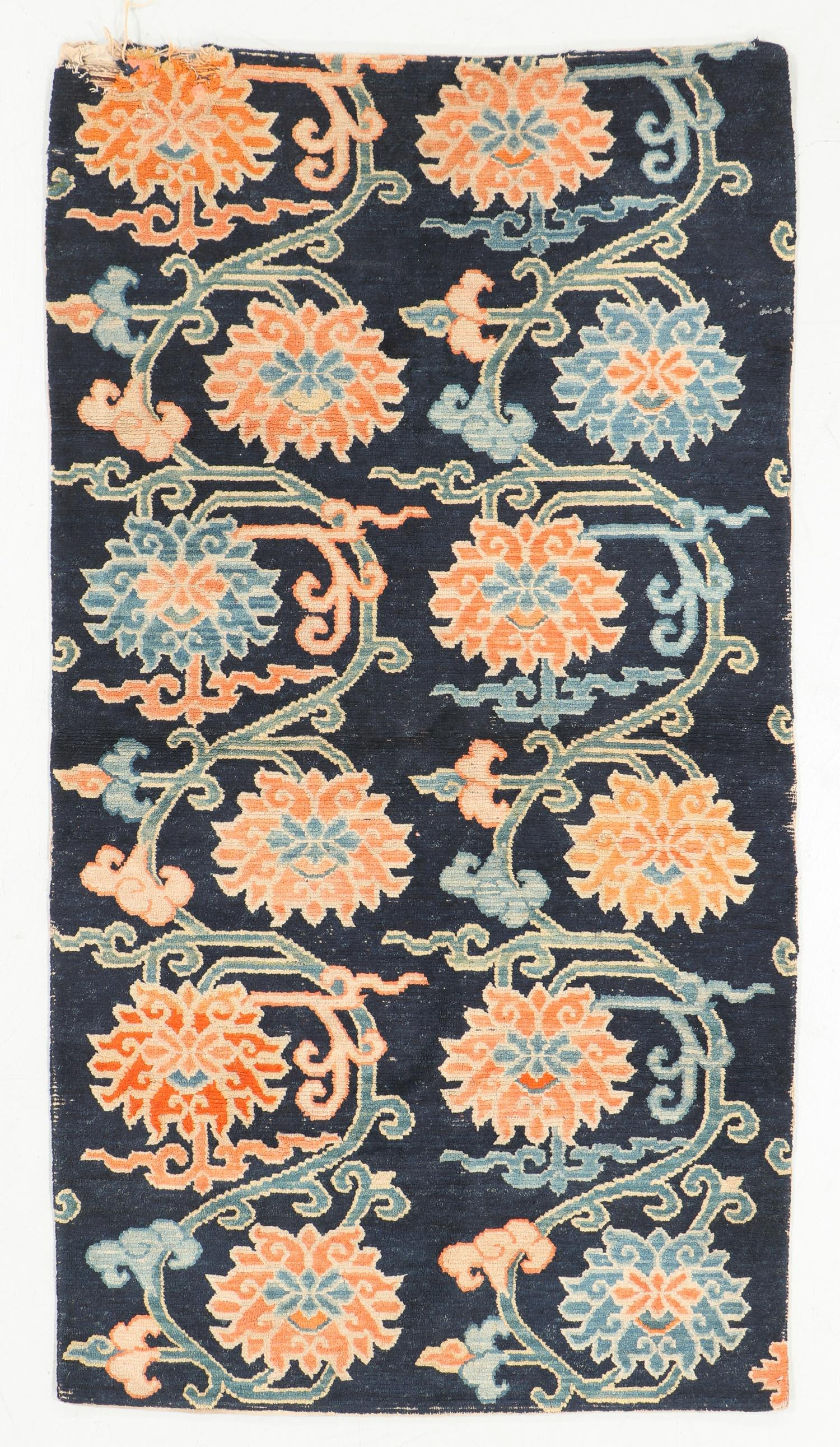 Tibetan Rug, Early 20th C.
