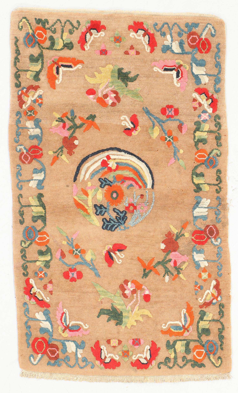 Tibetan Rug, Early/Mid 20th C.