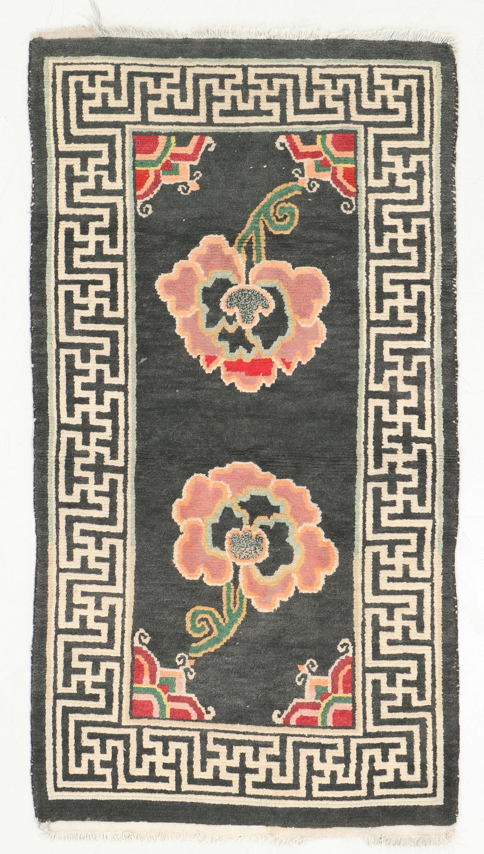 Tibetan Rug, Early 20th C.