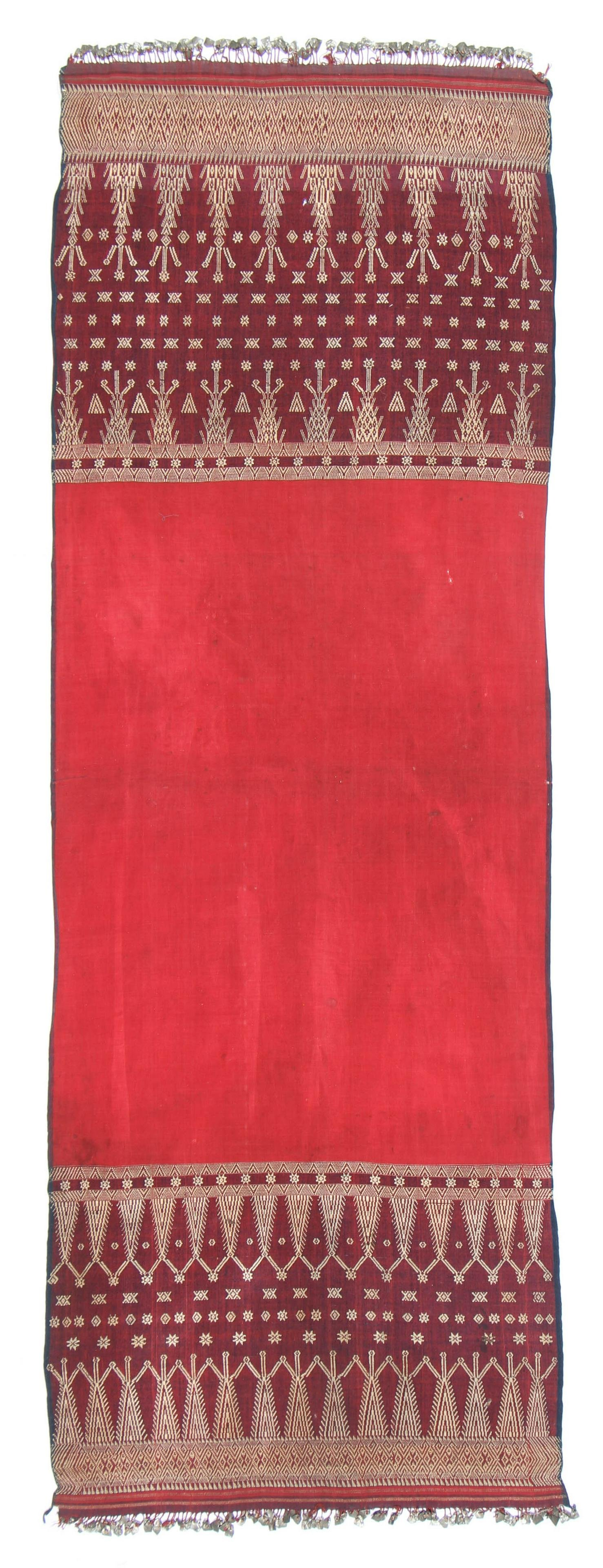 Old Ceremonial Indonesian Textile