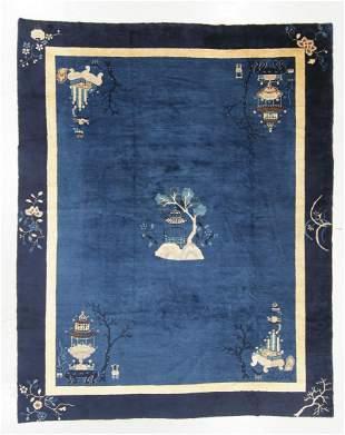 Peking Rug, China, Circa 1900, 10'2'' x 12'9''
