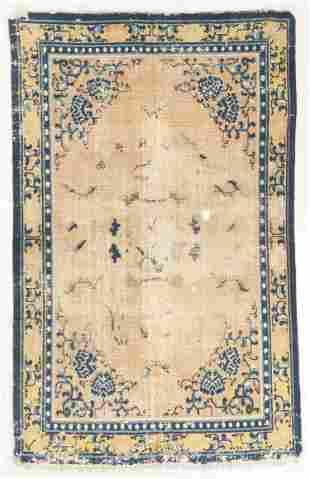 Ningxia Rug, China, Circa 1800, 5