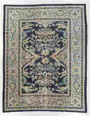 Peking Rug, China, Circa 1900, 8'10'' x 11'5''