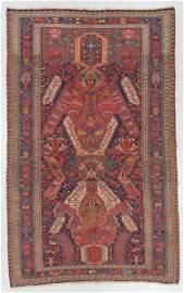 Dragon Sumak Rug, Caucasus, Early 20th C., 6