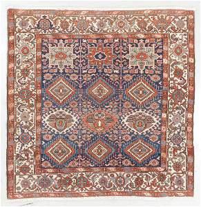 Karadja Rug, Persia, Circa 1900, 4'11'' x 5'0''