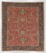 Serapi Rug, Persia, Late 19th C., 10'2'' x 11'10''