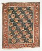 Afshar Rug, Persia, Late 19th C., 4'6'' x 5'7''