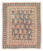 Afshar Rug, Persia, Circa 1900, 3'5'' x 4'0''