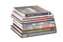 Group of Asian Art books