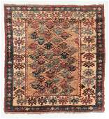 East Anatolian Kurd Rug, Turkey, Late 19th C., 4'1'' x