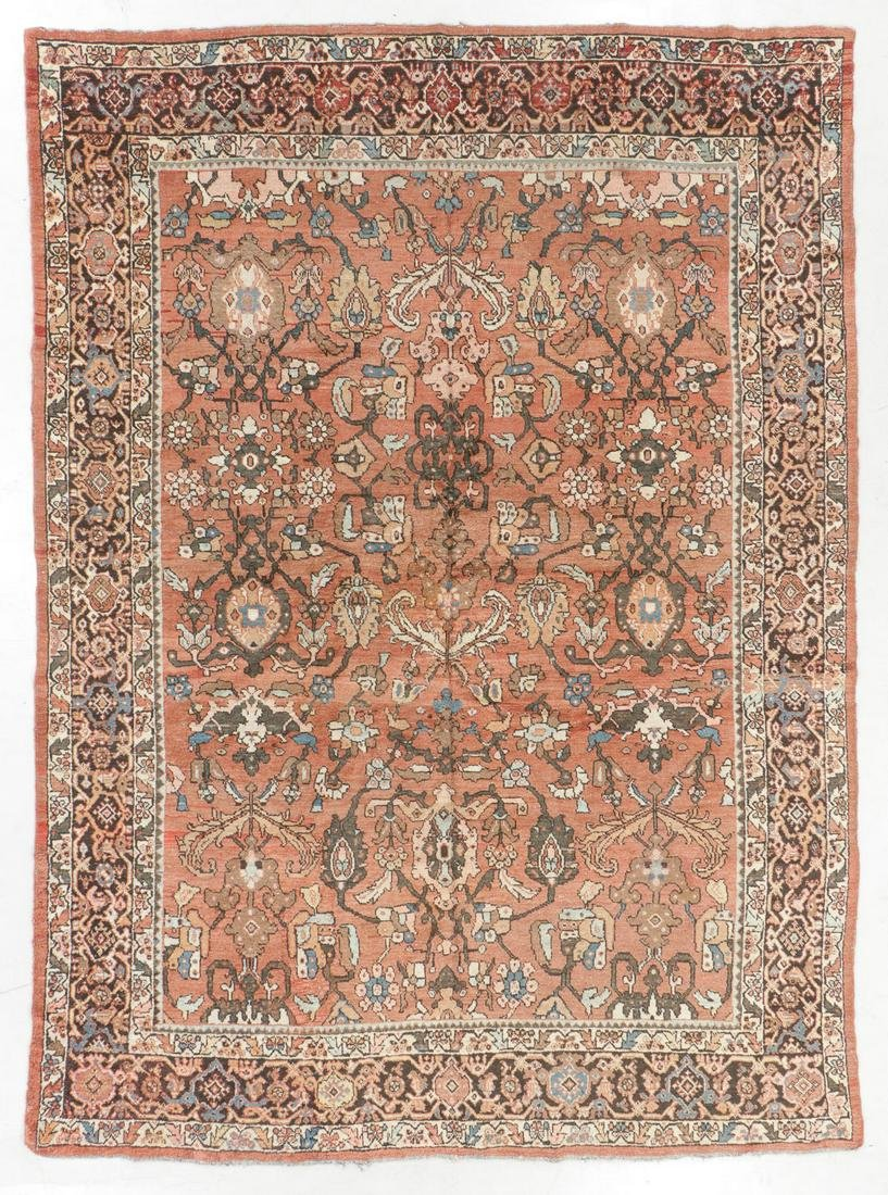 Mahal Rug, Persia, Early 20th C., 9'1'' x 11'10''