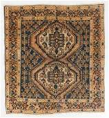 Afshar Rug, Persia, Circa 1920, 3'8'' x 4'1''