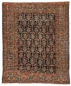 Antique Malayer Rug, Persia: 4'10'' x 5'10''