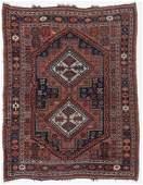Afshar Rug, Persia, Circa 1900, 3'9'' x 4'10''