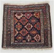 West Persian Kurd Rug, Persia, Circa 1900, 25'' x 28''