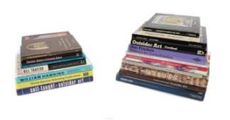 20 Used Books on Outsider Art