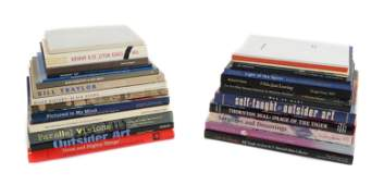 30 Used Books on Outsider Art