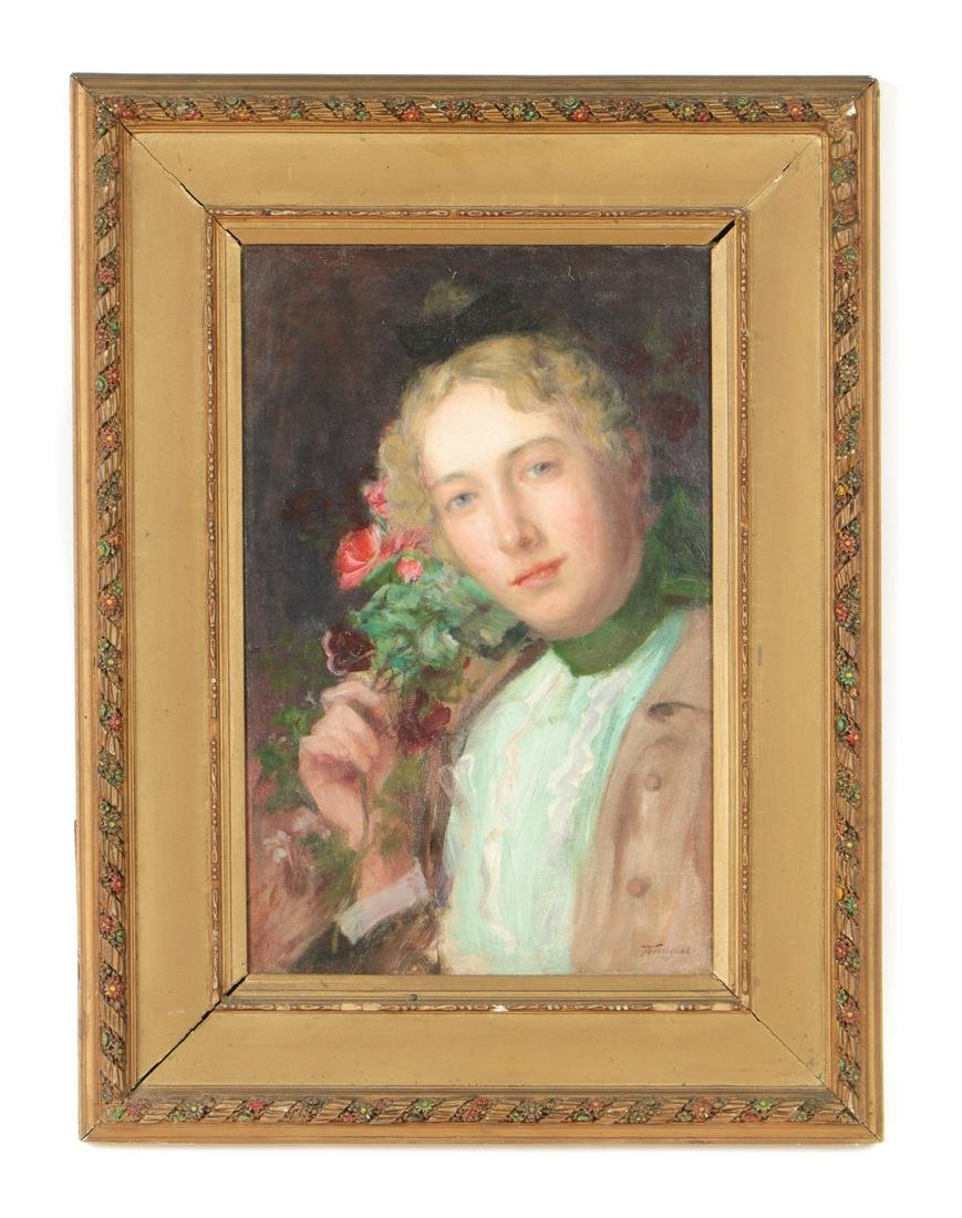 Artist Unknown, Portrait of a Gentleman