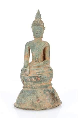 Bronze Lao Buddha, 17th/18th C.
