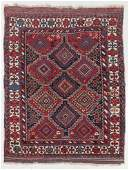 Afshar Rug, Persia, Circa 1900, 4'3'' x 5'6''