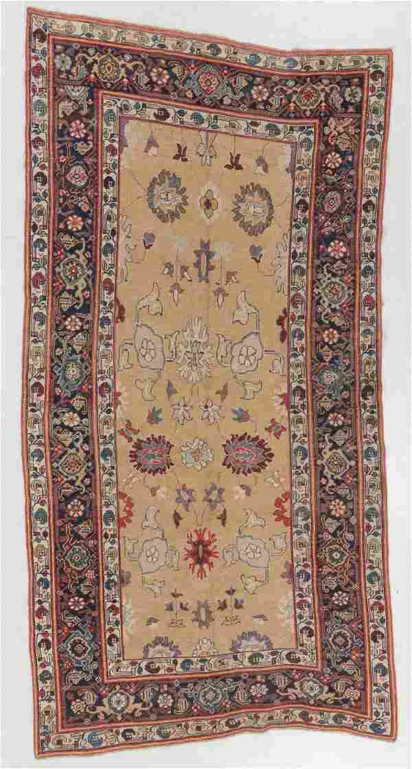 Bidjar Rug, Persia, Late 19th C., 5'1'' x 9'7''