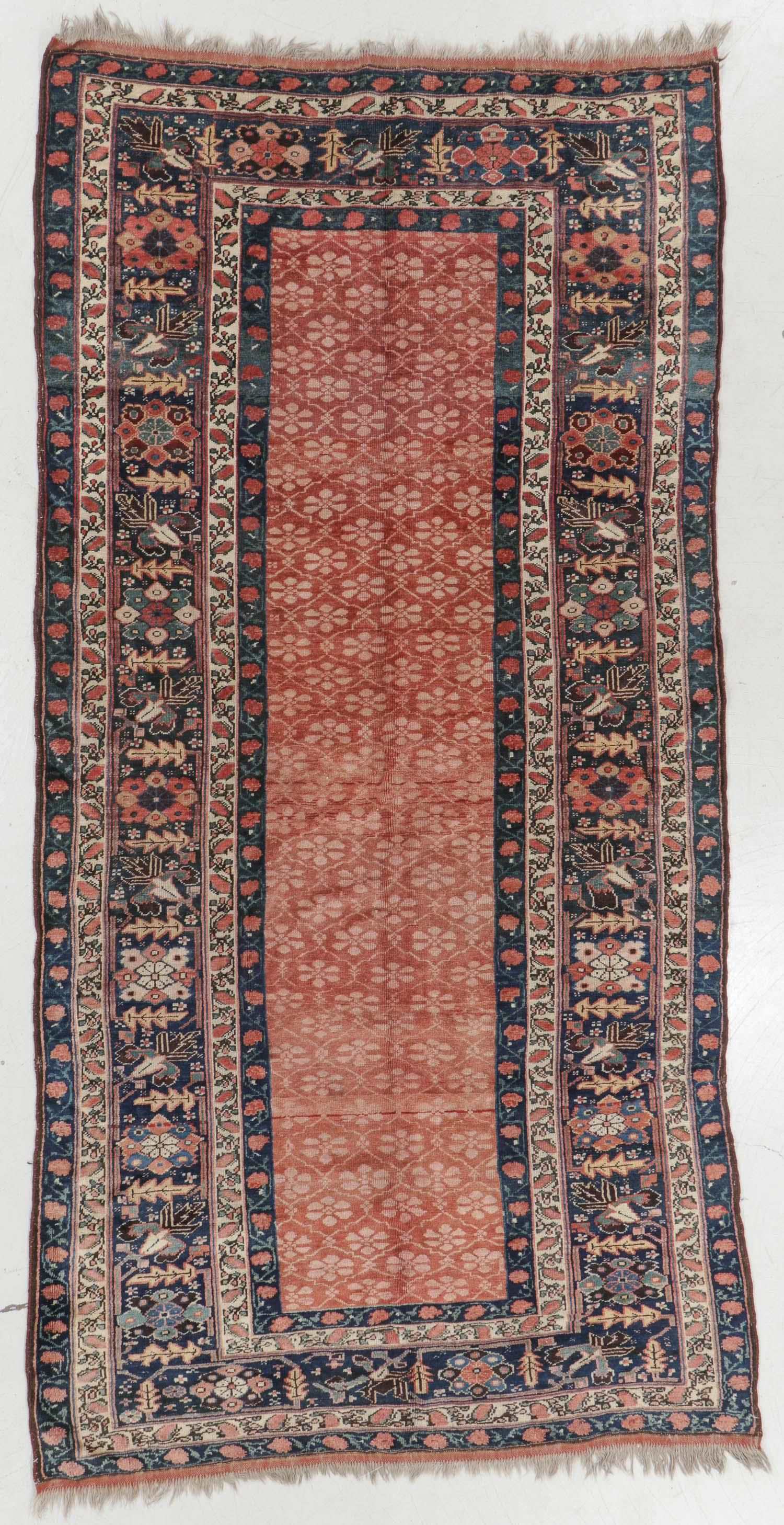 Kuba Rug, Caucasus, Circa 1880, 4'11'' x 9'9''