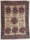 Afshar Rug, Persia, Late 19th C., 5'3'' x 7'2''