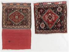 2 Southwest Persian Bagfaces, Circa 1890
