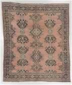 Oushak Rug, Turkey, Circa 1920, 8'3'' x 9'10''