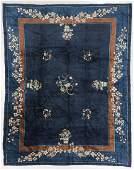 Peking Rug, China, Circa 1900, 9'1'' x 11'5''