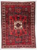 Baktiari Rug, Persia, Late 20th C., 5'1'' x 6'9''