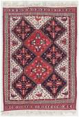 Vintage Sumak Rug, Persia, 4'11'' x 6'10''