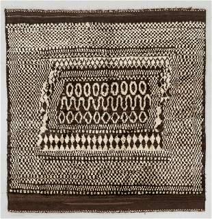 Jiroft Gabbeh Rug, Persia, Mid 20th C., 6'2'' x 6'2''