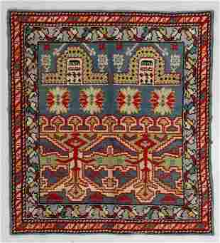 Arts & Crafts Rug, England, Early/Mid 20th C., 5'4'' x